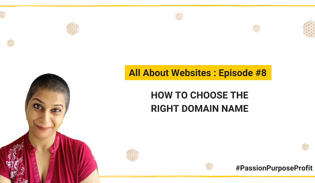 How to choose the right domain name for your business website