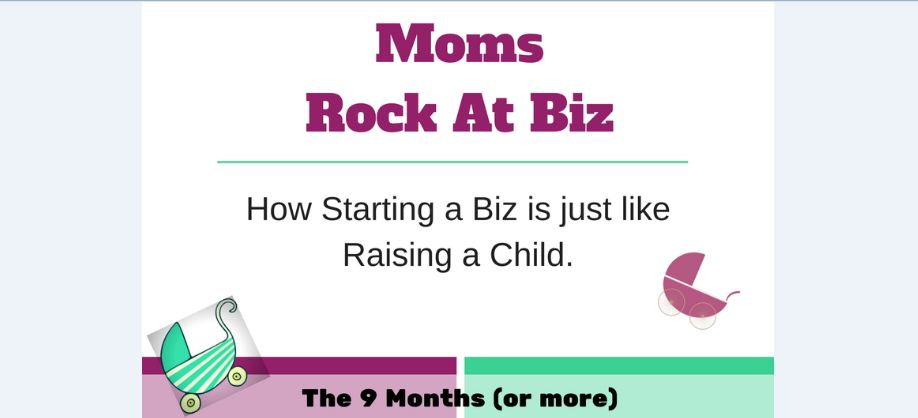 Building a Business While Raising a Child