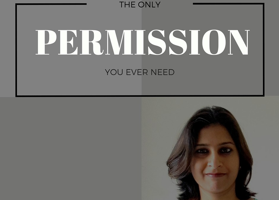 You Don't Need Your Mother's Permission